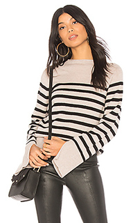 Nettie striped sweater - 27 miles malibu