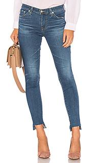 Узкие джинсы legging - AG Adriano Goldschmied