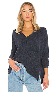 Свободный свитер с v-образным вырезом - Autumn Cashmere