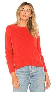 Пуловер с длинным рукавом и круглым вырзезом full fashioned - Autumn Cashmere