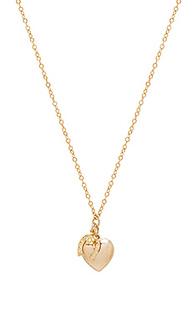 Ожерелье lucky charm - EIGHT by GJENMI JEWELRY