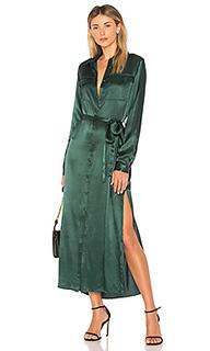 Платье-рубашка the long sleeve - LAcademie