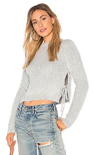 Укороченный свитер daisy - MAJORELLE