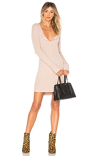 Платье с длинным рукавом giller - Michael Lauren