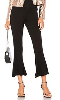 Расклешенные укороченные брюки harland - Michael Lauren
