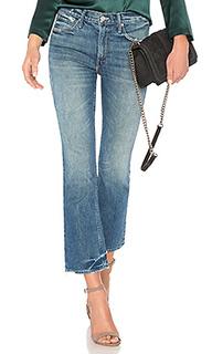 Прямые джинсы the dutchie ankle - MOTHER