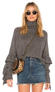 Укороченный свитер albior - NAADAM