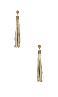 Серьги с серёжками - Natalie B Jewelry