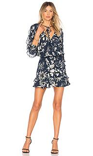 Платье linette combo - Parker