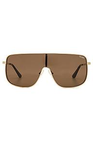 Солнцезащитные очки unbothered - Quay