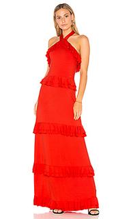 Макси платье adria - Rachel Pally