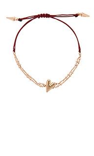 Heart pulley bracelet - Rebecca Minkoff