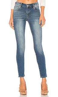 Скинни джинсы до лодыжек breakers - ROLLAS