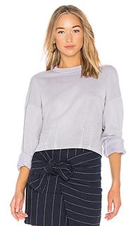 Пуловер из футера - Stateside
