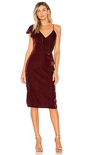Макси платье cleo - Tularosa