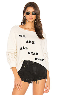 Укороченный топ с круглым вырезом star dust - Wildfox Couture