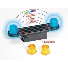 Модуль со световыми и звуковыми эффектами для автомобилей, Bruder