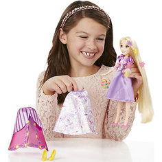 Кукла Рапунцель в  платье со сменными юбками, Принцессы Дисней, B5312/B5315 Hasbro