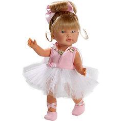 "Кукла ""Балерина Валерия"", 28 см, Llorens"