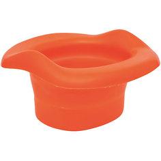 Универсальная вкладка для дорожных горшков, Roxy-Kids, оранжевый