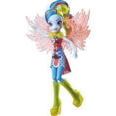 """Кукла Эквестрия Герлз """"Легенды вечнозеленого леса"""" Crystal Wings - Рейнбоу Дэш Hasbro"""