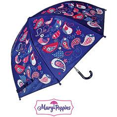 "Зонт детский ""Веселые птички"", 46 см. Mary Poppins"