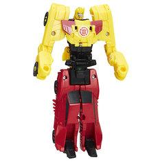 """Трансформеры Hasbro Transformers """"Роботы под прикрытием. Крэш-Комбайнер"""", Сайдсвайп-Бамблби"""