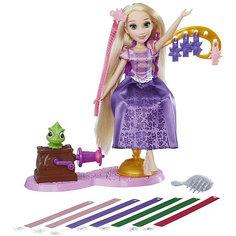 """Кукла Hasbro Disney Princess """"Модная кукла"""" Рапунцель в салоне короревских лент"""