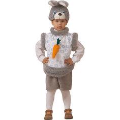 """Карнавальный костюм """"Кролик Кроха"""" Батик для мальчика"""