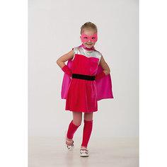 """Карнавальный костюм """"Супер Блёстка"""" Батик для девочки"""
