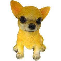 Сувенир копилка Собака 17,5 см Новогодняя сказка