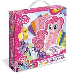 Мозаика-набор д/малышей «My little pony». Фигурная 3D аппликация Origami