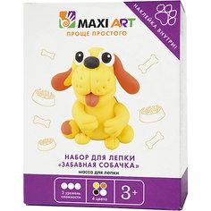 Набор для Лепки Забавная Собачка Maxitoys