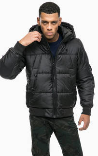 Короткая демисезонная куртка с капюшоном G Star RAW