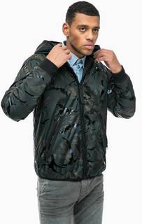 Камуфляжная куртка с капюшоном G Star RAW