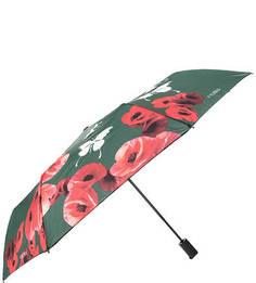 Складной зонт с проявляющимся рисунокм Flioraj
