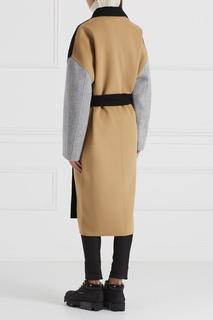 Пальто из шерсти и кашемира Cales Acne Studios
