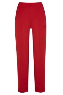 Красные брюки с лампасами Etre Cecile