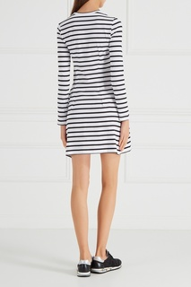 Платье в черно-белую полоску Etre Cecile