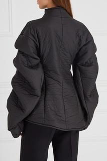 Куртка с драпированными рукавами Awake