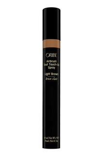 Спрей-корректор цвета для корней волос Airbrush Root Touch Up Spray – Light Brown, 30 ml Oribe