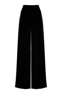 Бархатные брюки-палаццо Roland Mouret