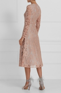 Платье из кордового кружева A LA Russe
