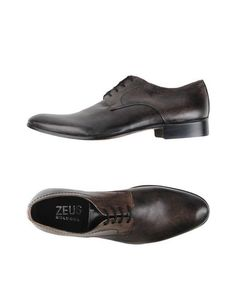 Обувь на шнурках Zeus