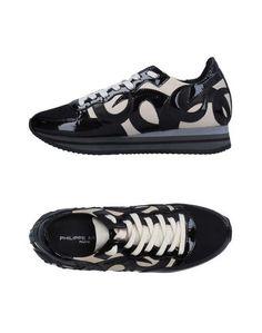 Низкие кеды и кроссовки Philippe Model