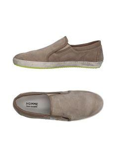 Низкие кеды и кроссовки Daniele Alessandrini Homme