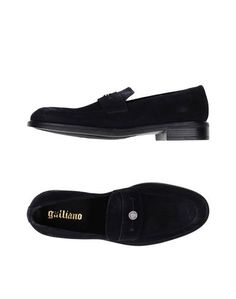 Мокасины Galliano