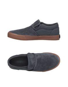 Низкие кеды и кроссовки Supra