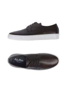 Низкие кеды и кроссовки Philip Martin