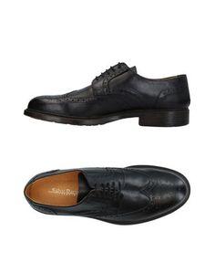 Обувь на шнурках Salvo Barone